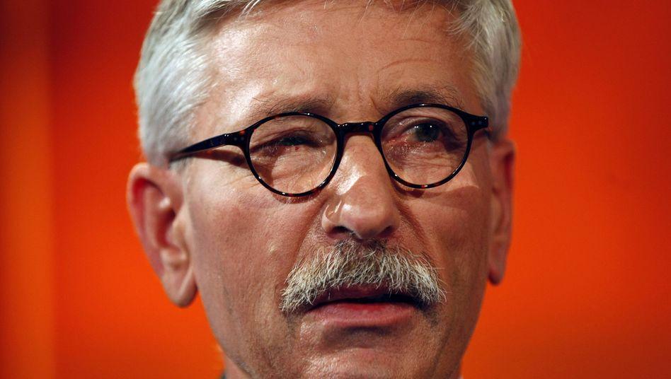 Bundesbank-Vorstand Sarrazin: Trennt sich die Behörde von dem SPD-Politiker?