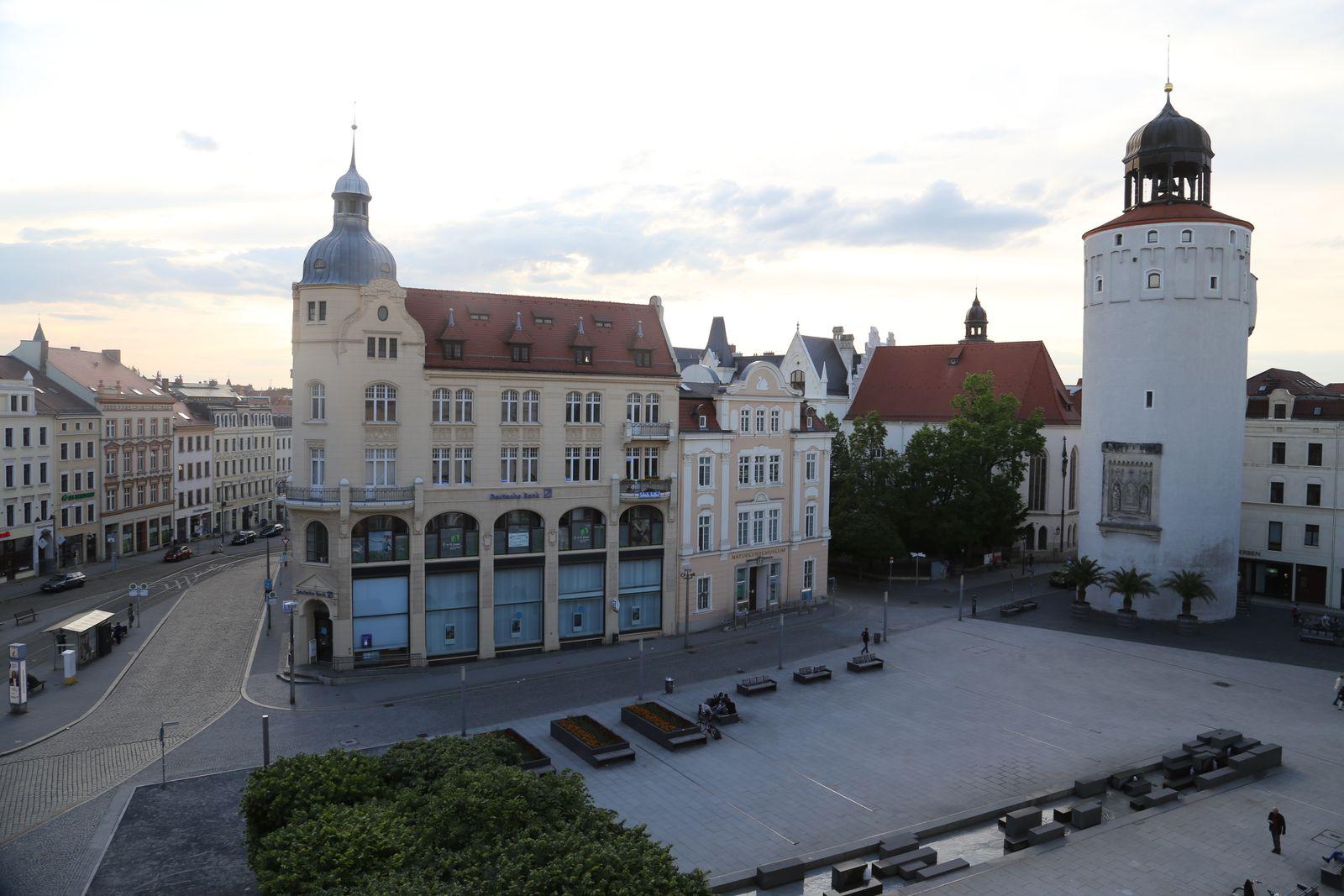 Europawahl-Reportage/ Görlitz/ Klovert