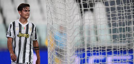 Champions League: Cristiano Ronaldo trifft, Paulo Dybala zockt, Juventus Turin verliert