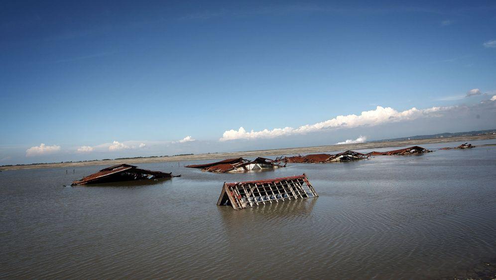 Schlammvulkan-Ausbruch: Katastrophe auf der Insel Java