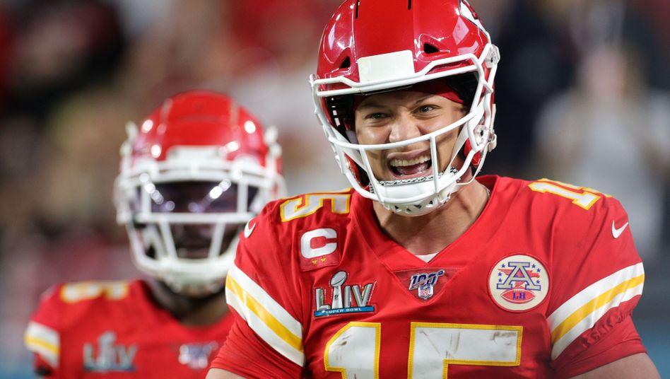 Super Bowl 2020: Patrick Mahomes führt Kansas City Chiefs