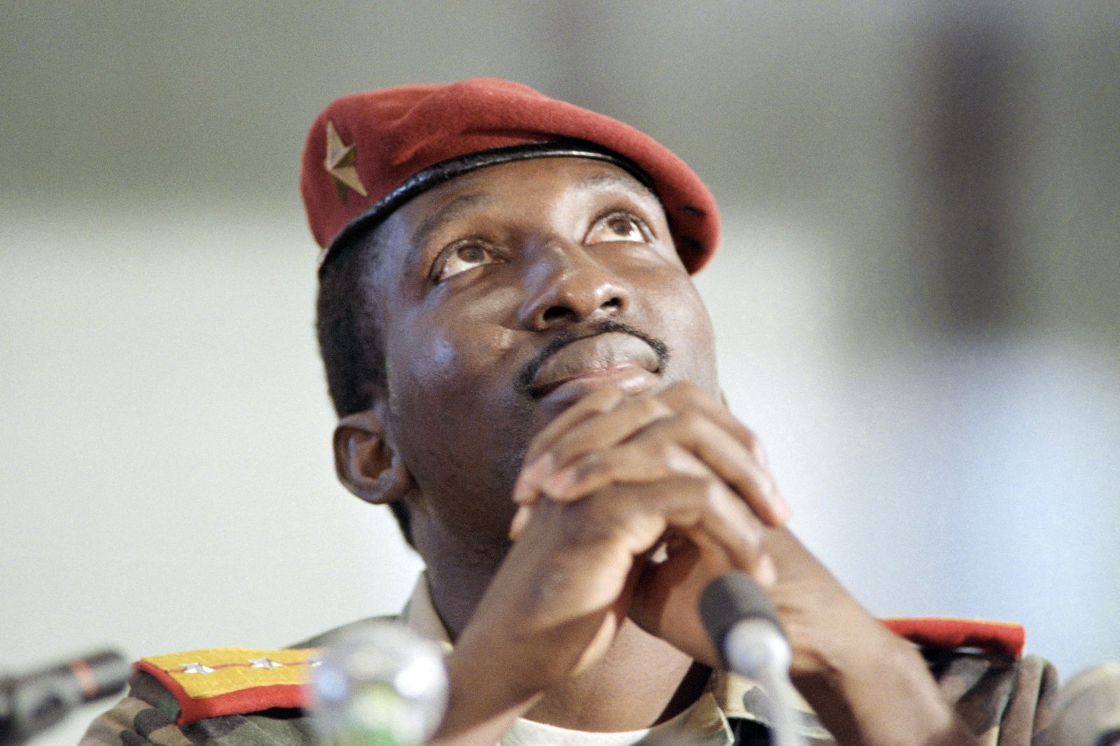 ZIMBABWE-THOMAS SANKARA-SUMMIT