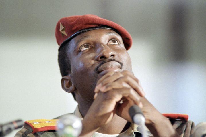 """Er hatte Charisma"": Politiker Sankara"