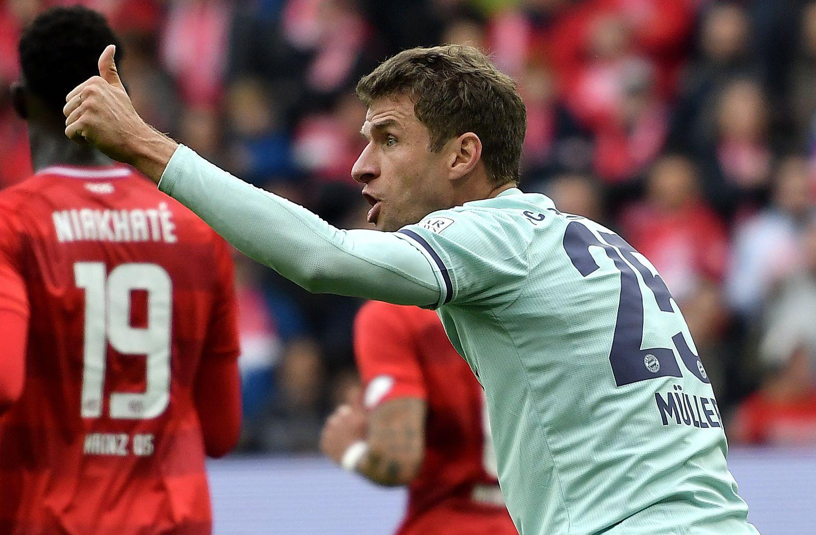 FSV Mainz 05 - Werder Bremen