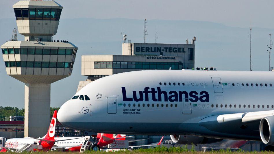 Maschinen in Parkposition: BGH urteilt zugunsten der Lufthansa