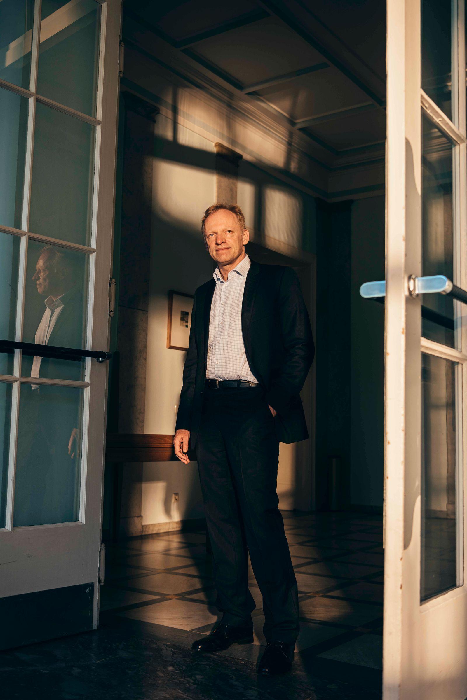 Clemens Fuest IFO Institut