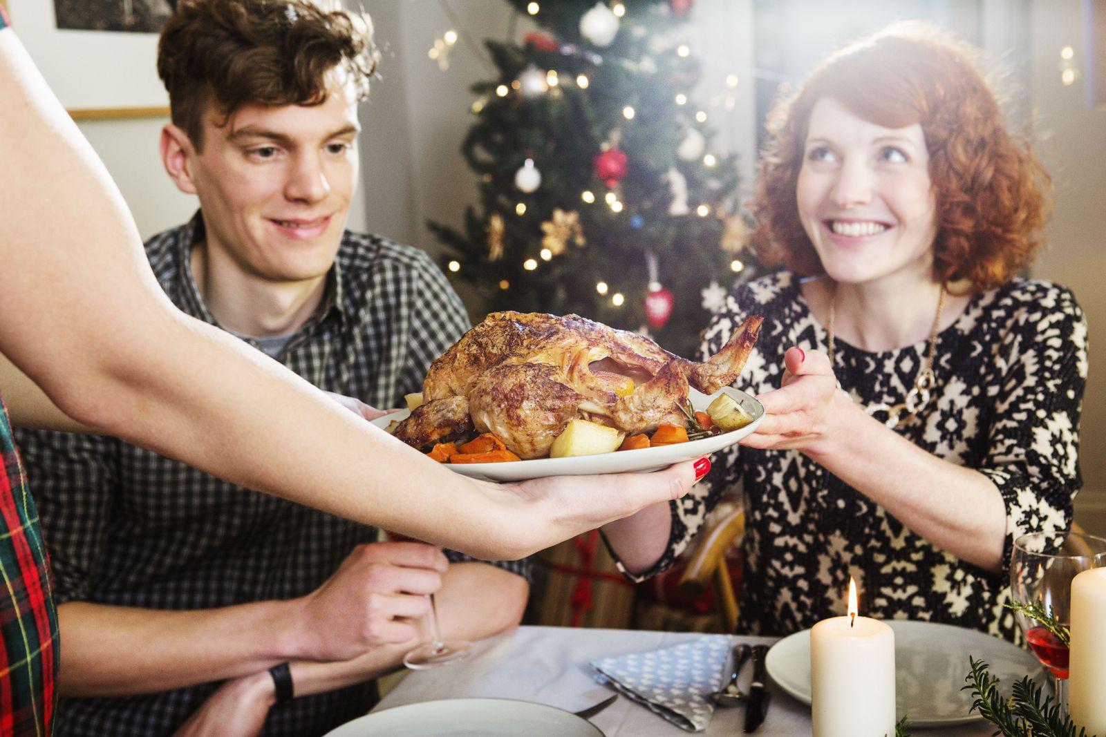 EINMALIGE VERWENDUNG Weihnachten/ Schwiegereltern