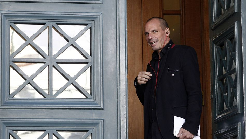 Lebte zwölf Jahre lang in Sydney: Finanzminister Giannis Varoufakis