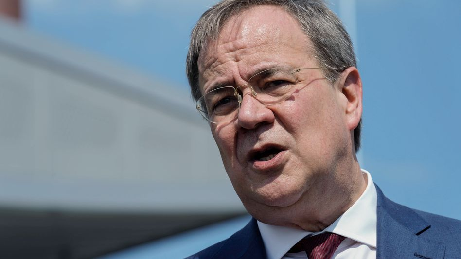 CDU-Chef und Kanzlerkandidat Laschet
