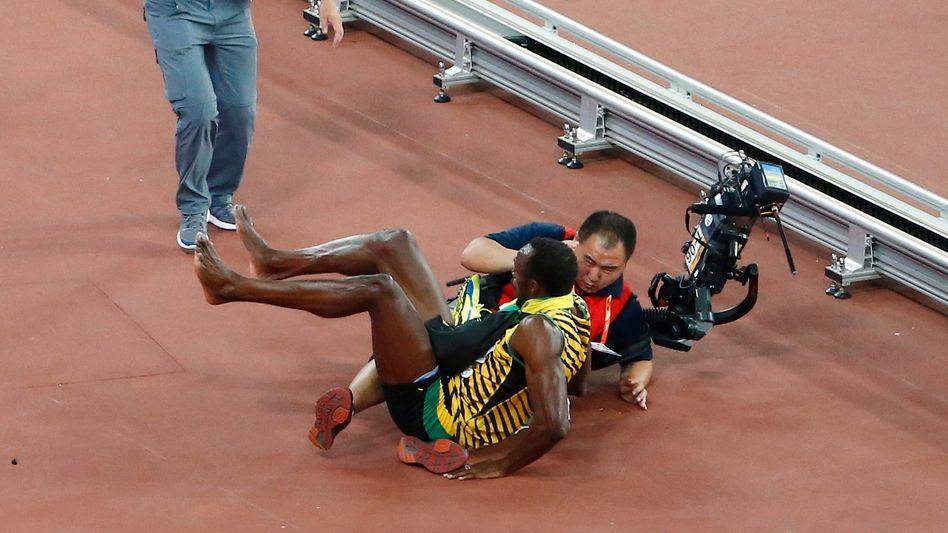 Sprinter Bolt: Weltjahresbestzeit, zehntes WM-Gold, unbezwingbar