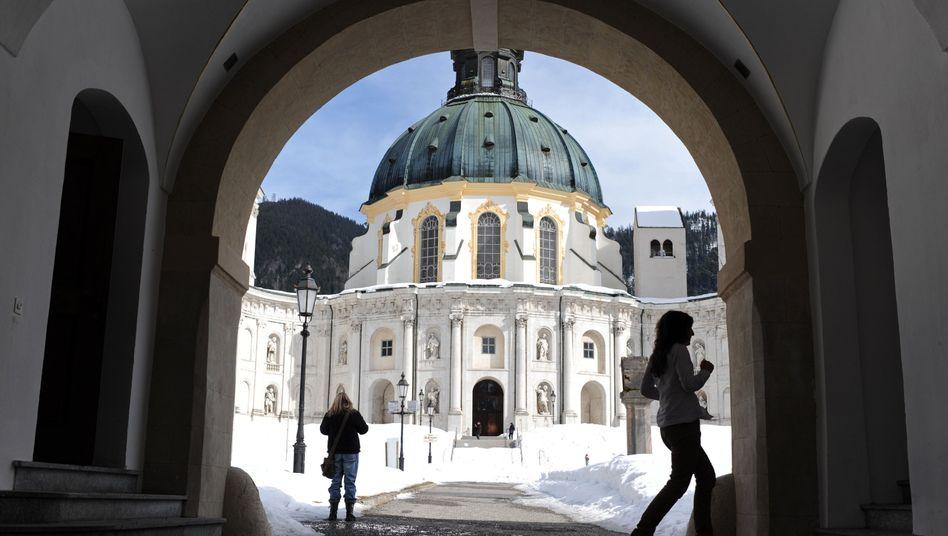 Kloster Ettal: Jahrelange Misshandlungen von Schülern