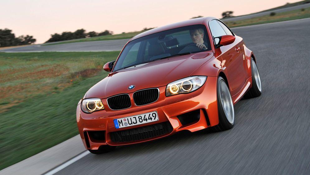 Fahrbericht BMW 1 M Coupé: Klein, aber Schwein