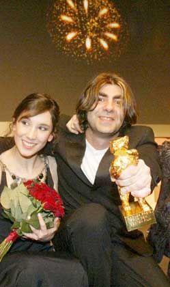 Berlinale-Gewinner Akin, Darstellerin Kekilli: Zu nachtschlafender Zeit im TV versendet