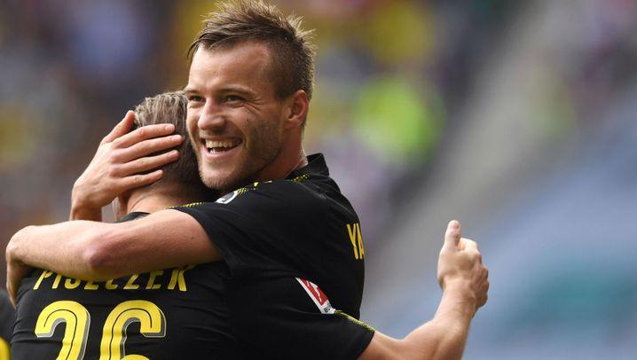 Bundesliga: Kagawa! Lupfen, jetzt! Ja!