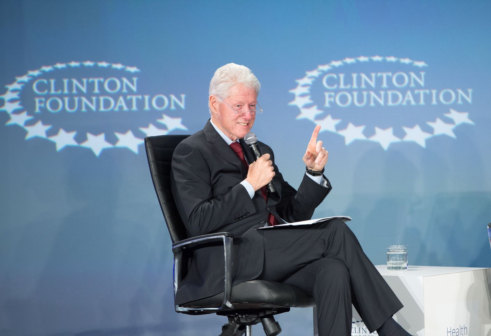The Clinton Foundation/ Bill Clinton