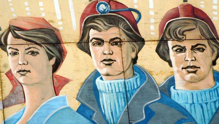 Barentsburg: Sowjetcharme in Nordpolnähe