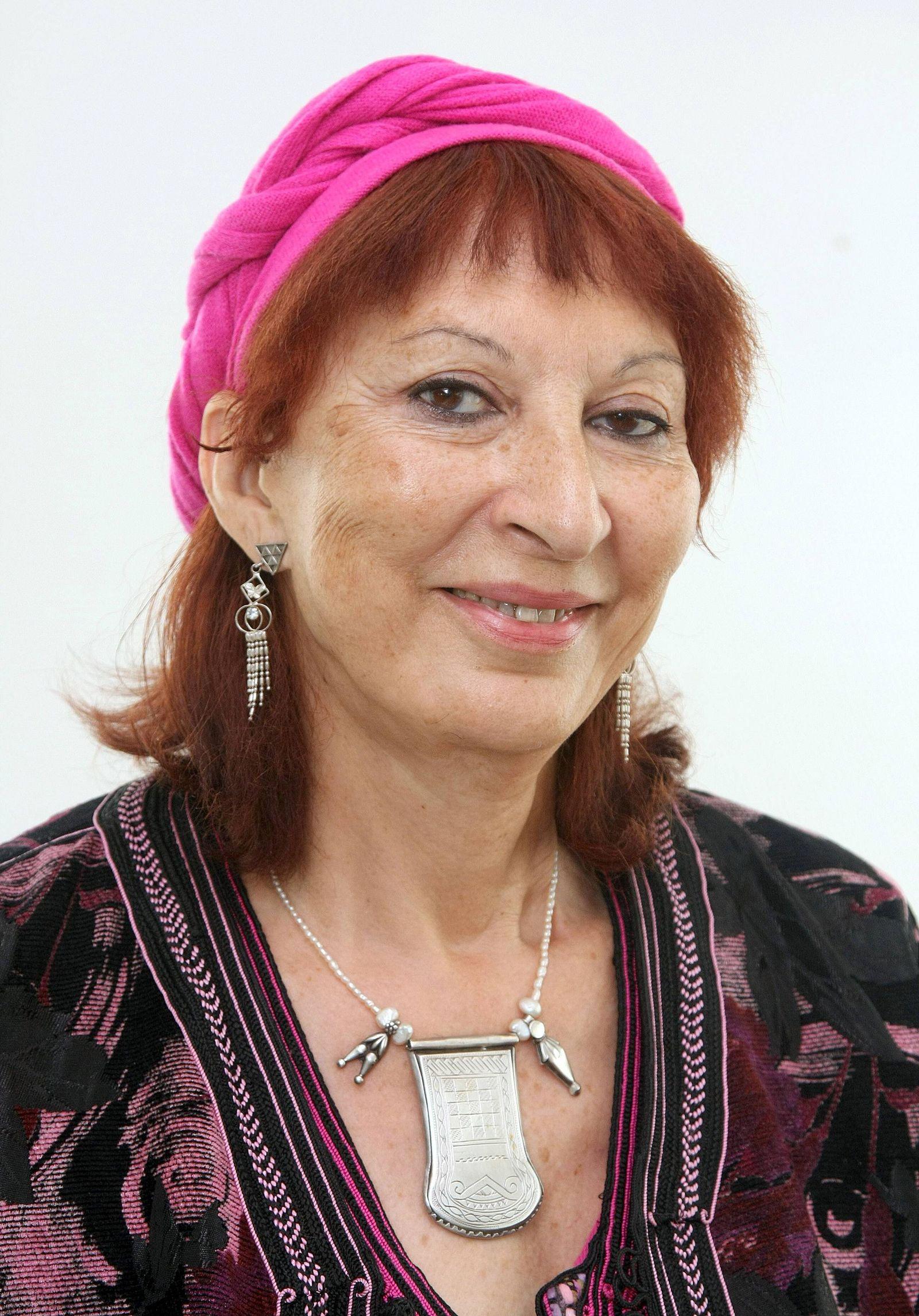EINMALIGE VERWENDUNG Fatima Mernissi