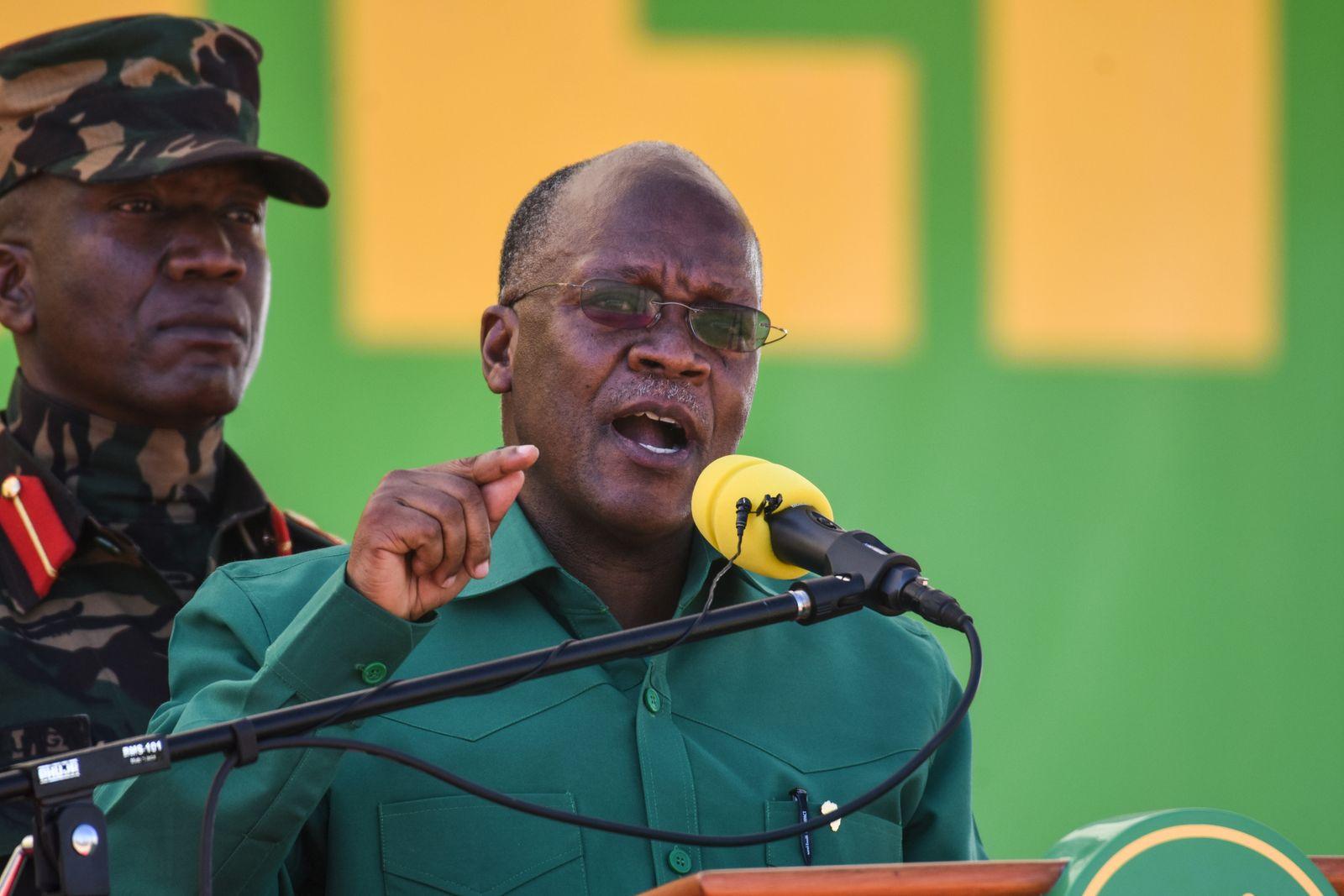 TANZANIA-POLITICS-ELECTION-CAMPAIGN-CCM