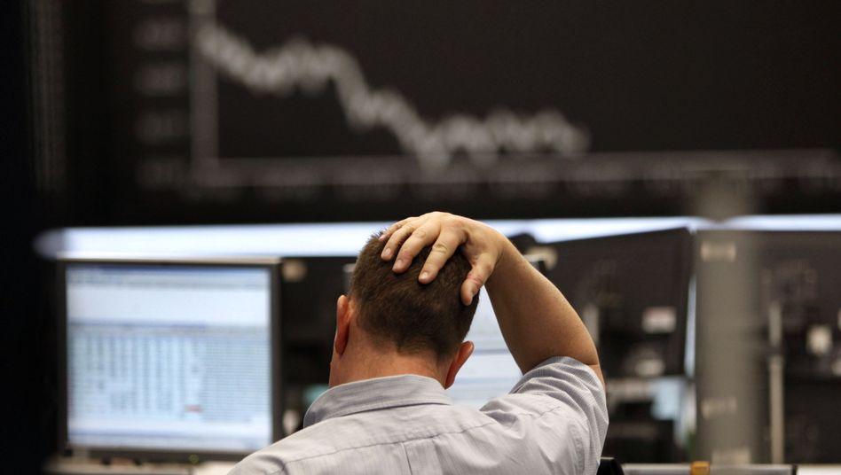Börsenhändler: Immer wieder werden einstige Erfolgsunternehmen zu Kapitalvernichtern