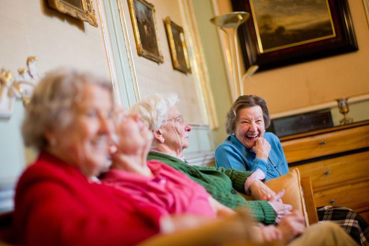 Rentner aus NRW: Wer hat ein Rezept für den demografischen Wandel?