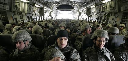 US-Truppentransport: Weitere 4000 Militärausbilder werden entsandt