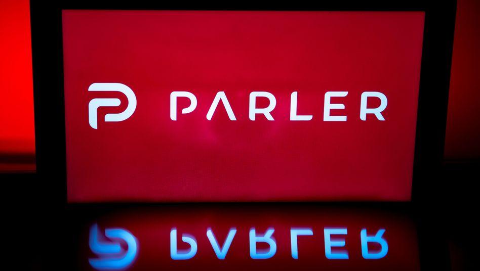 Netzwerk Parler: Hunderttausende Beiträge sind wohl bald öffentlich zugänglich