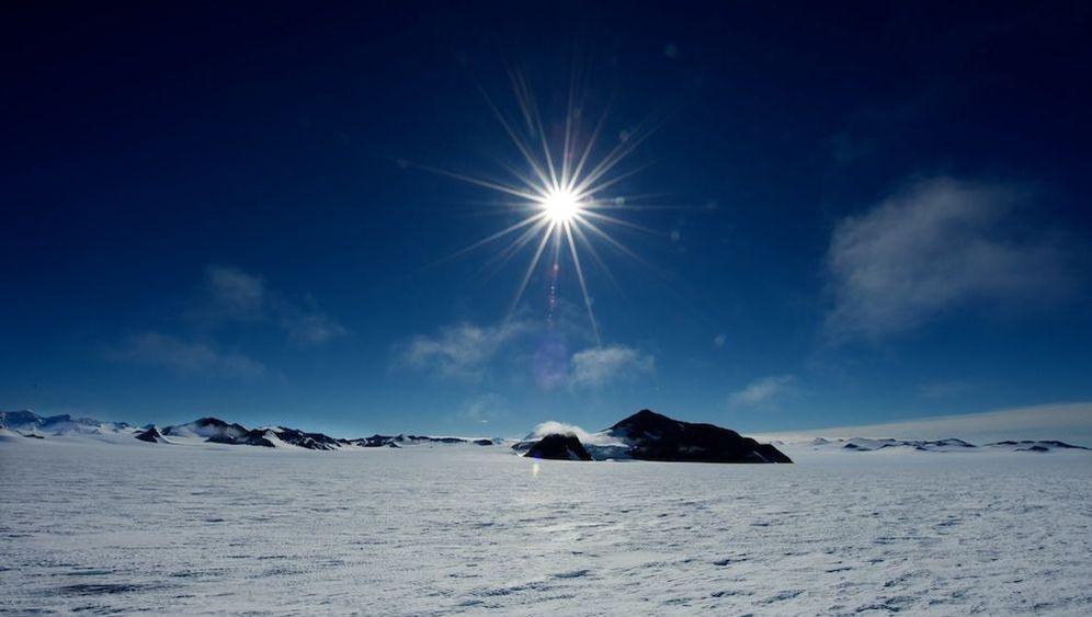 Abenteuer Antarctica: Sturm am Mount Vinson