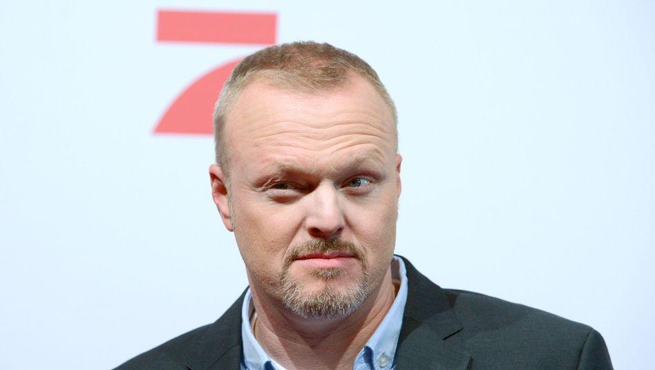 """TV-Moderator und Entertainer Stefan Raab: """"Die Masse will kein detailliertes Eindringen"""""""