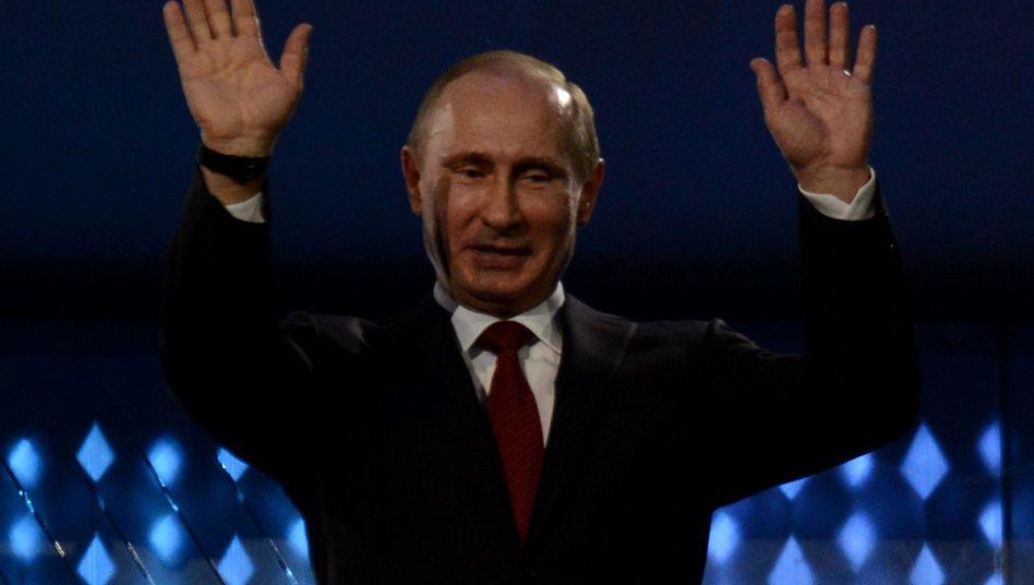 Russlands Präsident Putin: Den Willen des Volkes respektieren