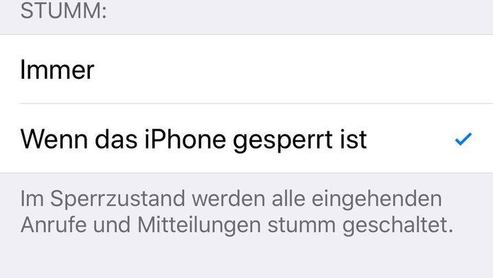 Fotostrecke: So sieht iOS 12 aus