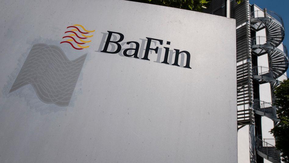 Bafin-Sitz in Frankfurt am Main
