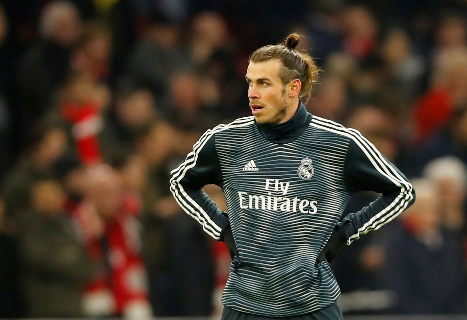 SOCCER-CHAMPIONS-MAD/BALE