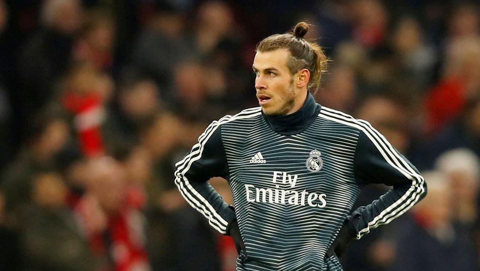 Real Madrids Gareth Bale (Archivbild: Februar 2019).