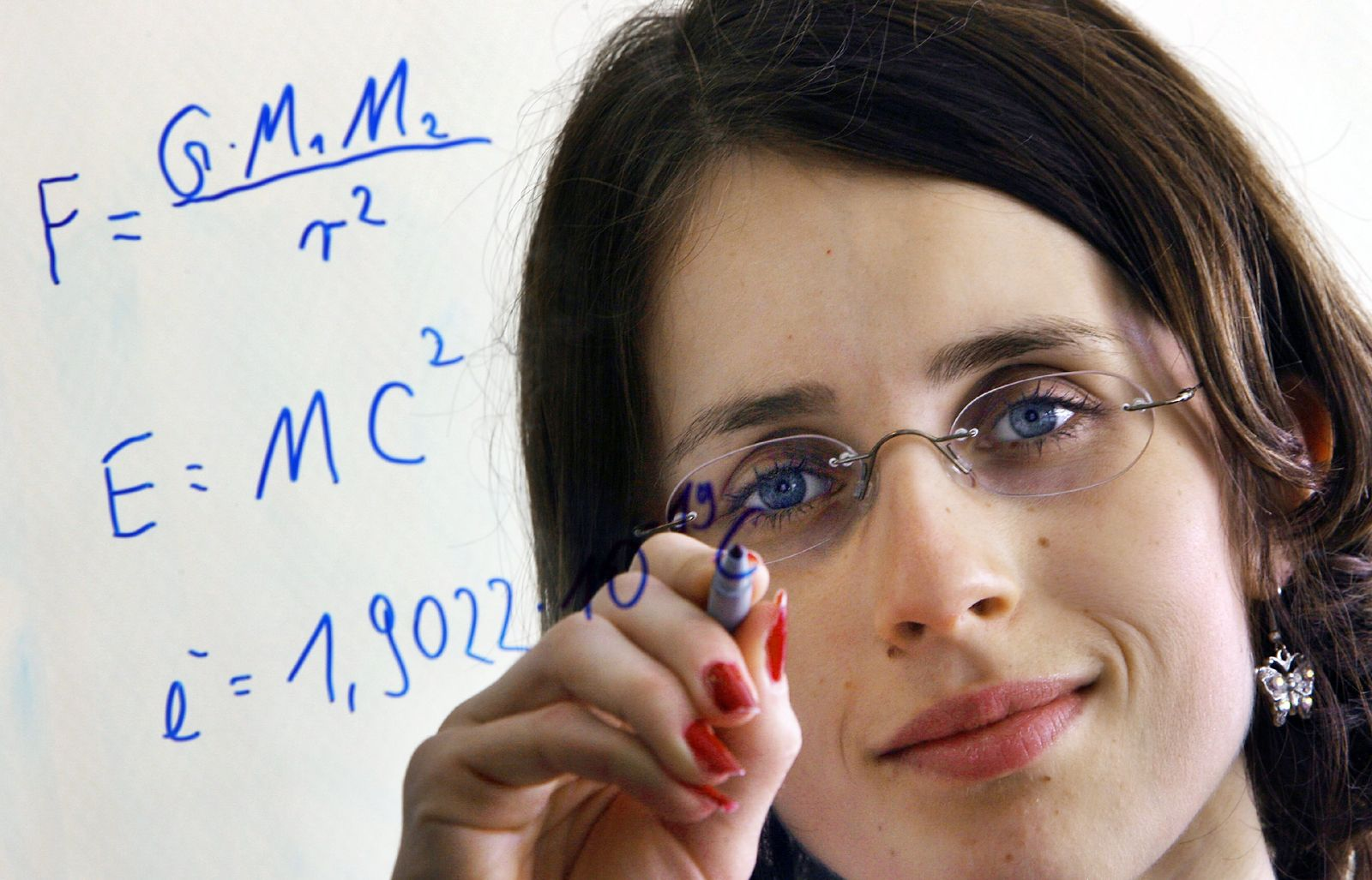 IQ Intelligenz Mensa Hochbegabte Nicole Schuster