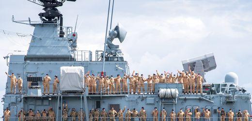 Auswärtiges Amt: China verweigerte deutschem Schiff Einfahrt in Hafen