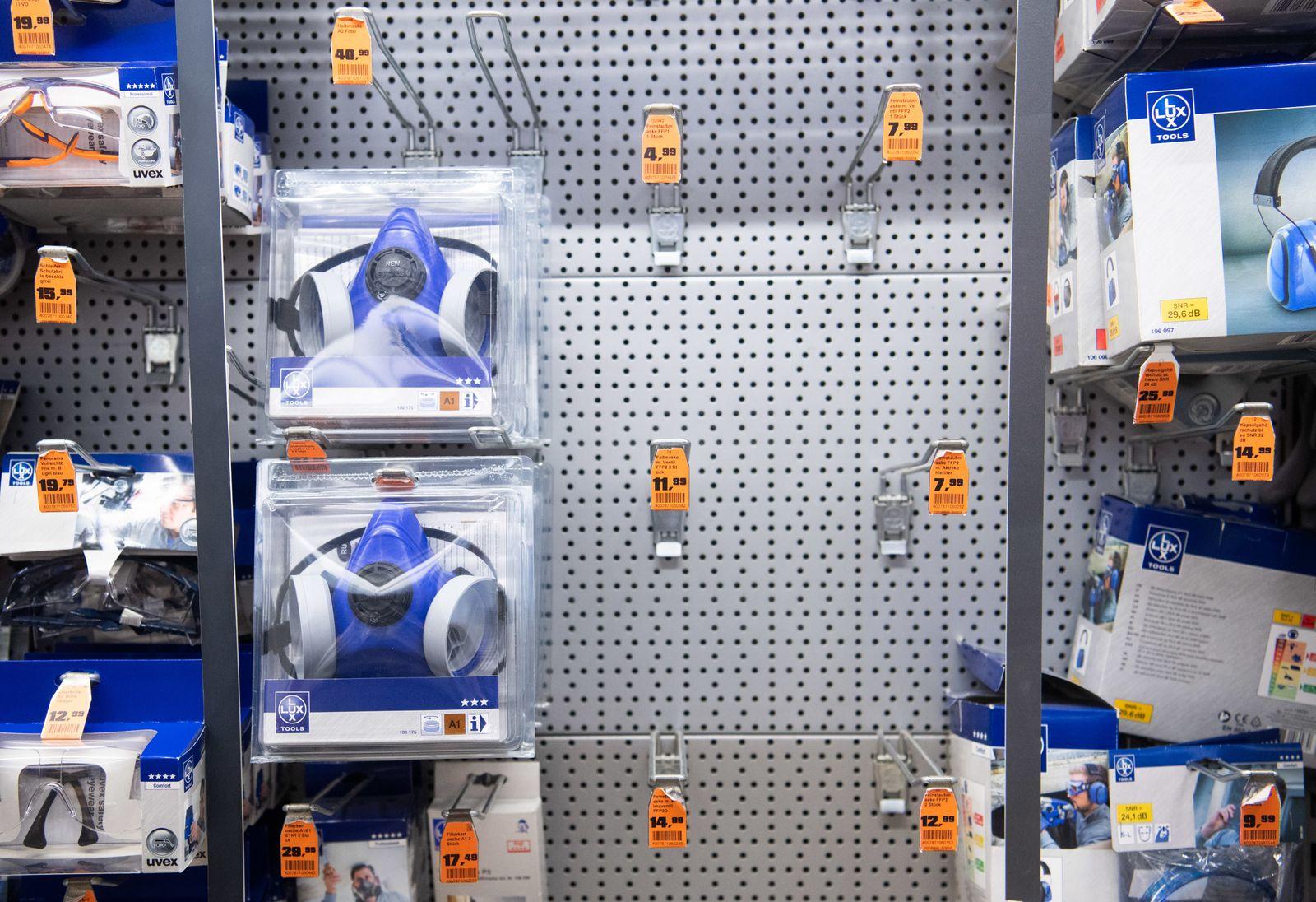 Coronavirus - Atemschutzmasken