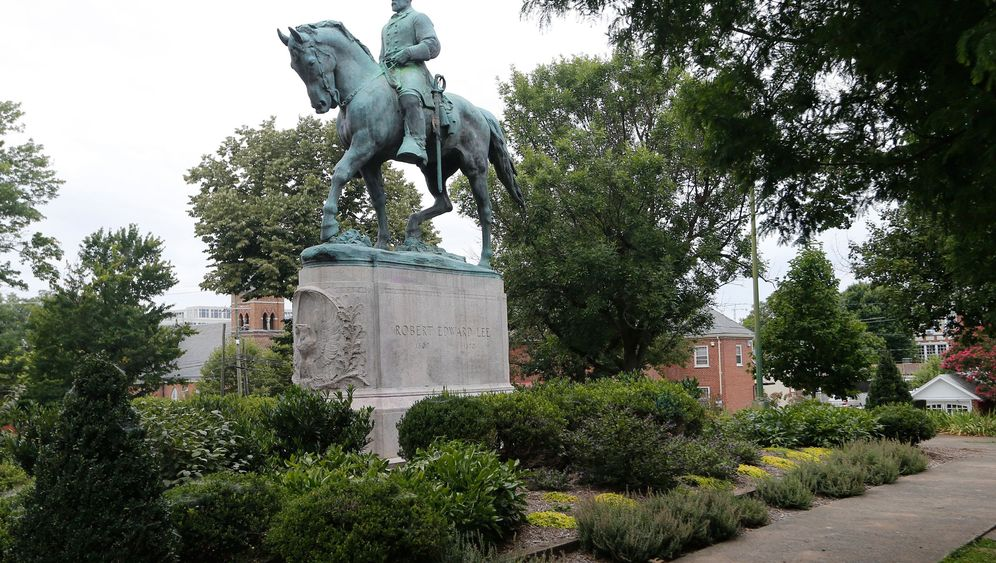 USA: Streit um Konföderierten-Statuen