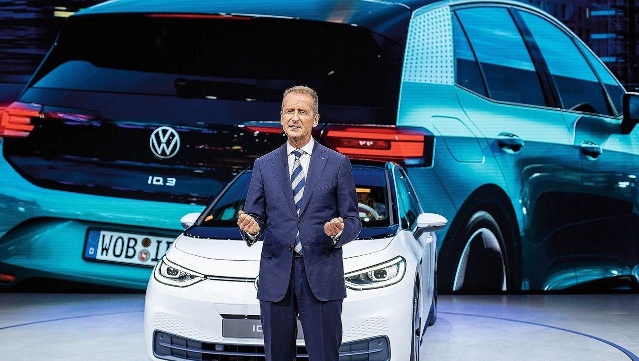 Greenpeace-Kritik: Elektro-Boom bei VW wird durch Eigenzulassungen getrieben - DER SPIEGEL