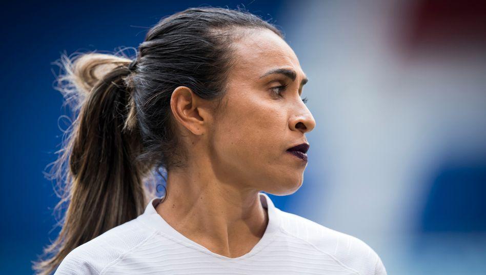 Der NWSL-Neustart findet ohne Marta statt