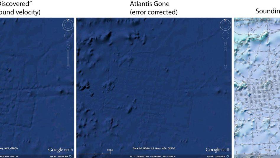"""Erstaunliche Linien am Ozeanboden: """"Wir erwarten nun weniger Anfragen"""""""