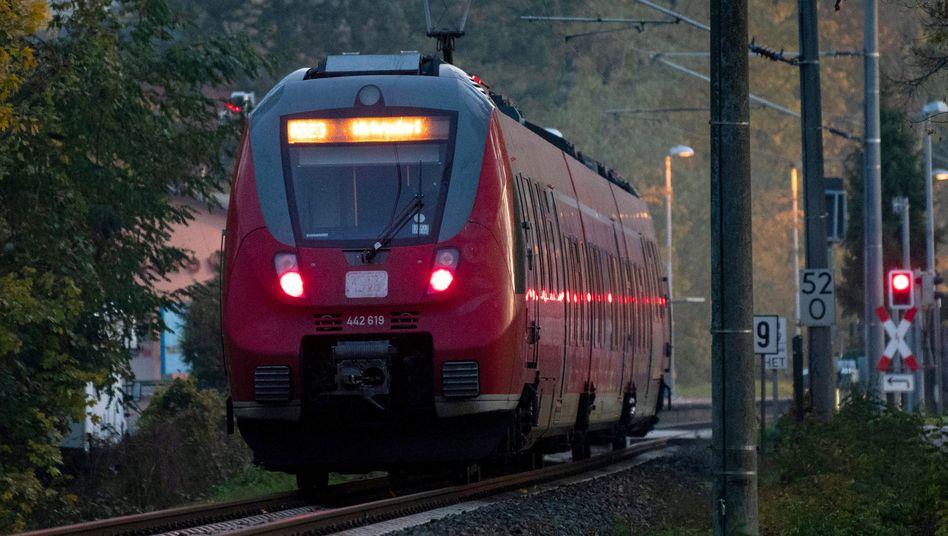 Regionalbahn in Brandenburg (Archiv)