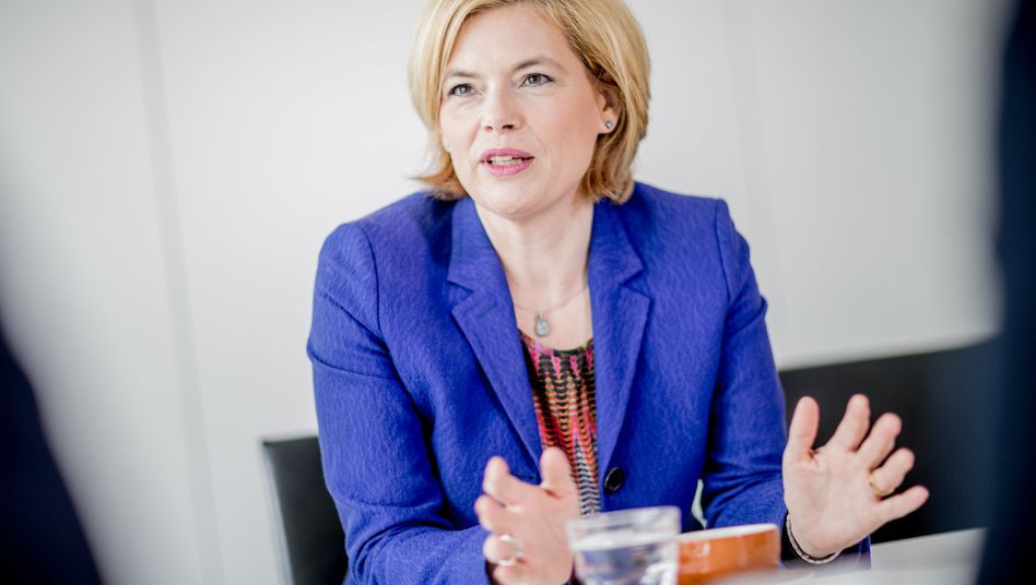 Ernährungsministerin Julia Klöckner