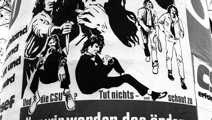 Geschichte der NPD: Propaganda, Hass, Verbote
