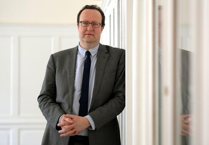 Museumsdirektor Gross