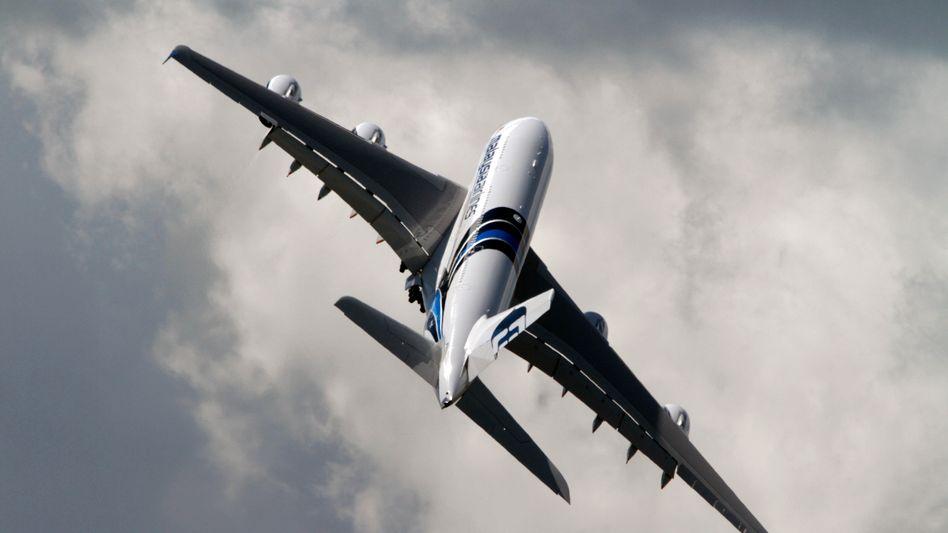 Großraumflieger A380: Airbus prophezeit Absatz-Boom in Deutschland