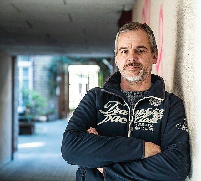 "Sascha Stoltenow: ""That's when I stopped quarantining."""