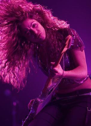 Pop-Sängerin Shakira: Sie wird das deutsche Live-Earth-Konzert in Hamburg eröffnen