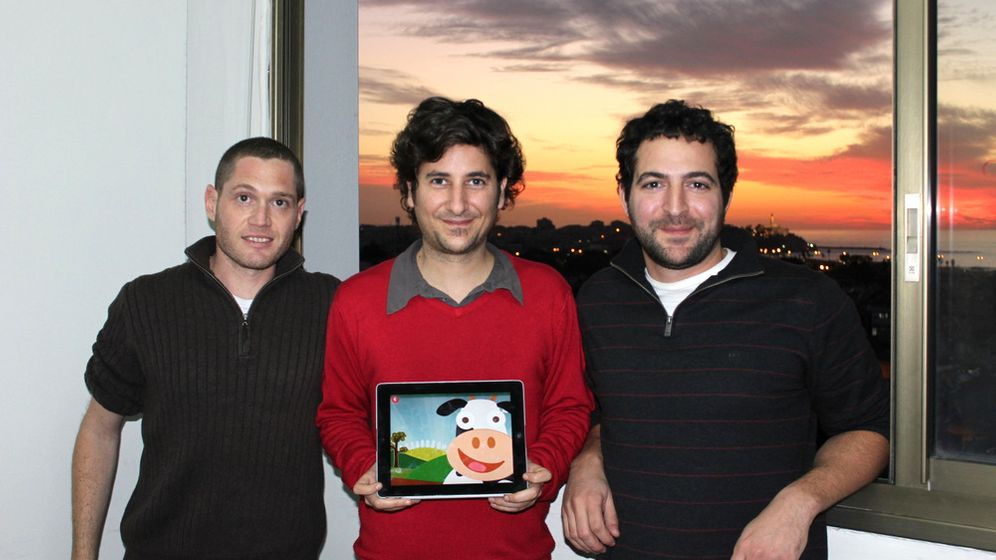 Gründerboom in Tel Aviv: Computer-Kids am Mittelmeer