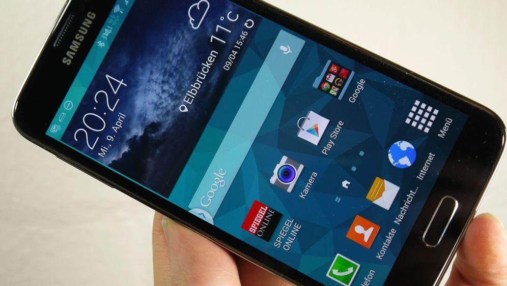 Das Pulsmesser-Smartphone: Das Galaxy S5 im Test