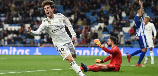 Álvaro Odriozola: Der Normalo von Real Madrid